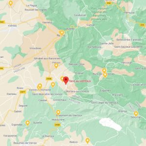location vaucluse
